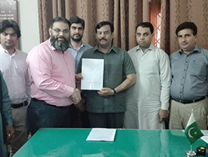Implementation of Emigrant Registration Module at PE Multan